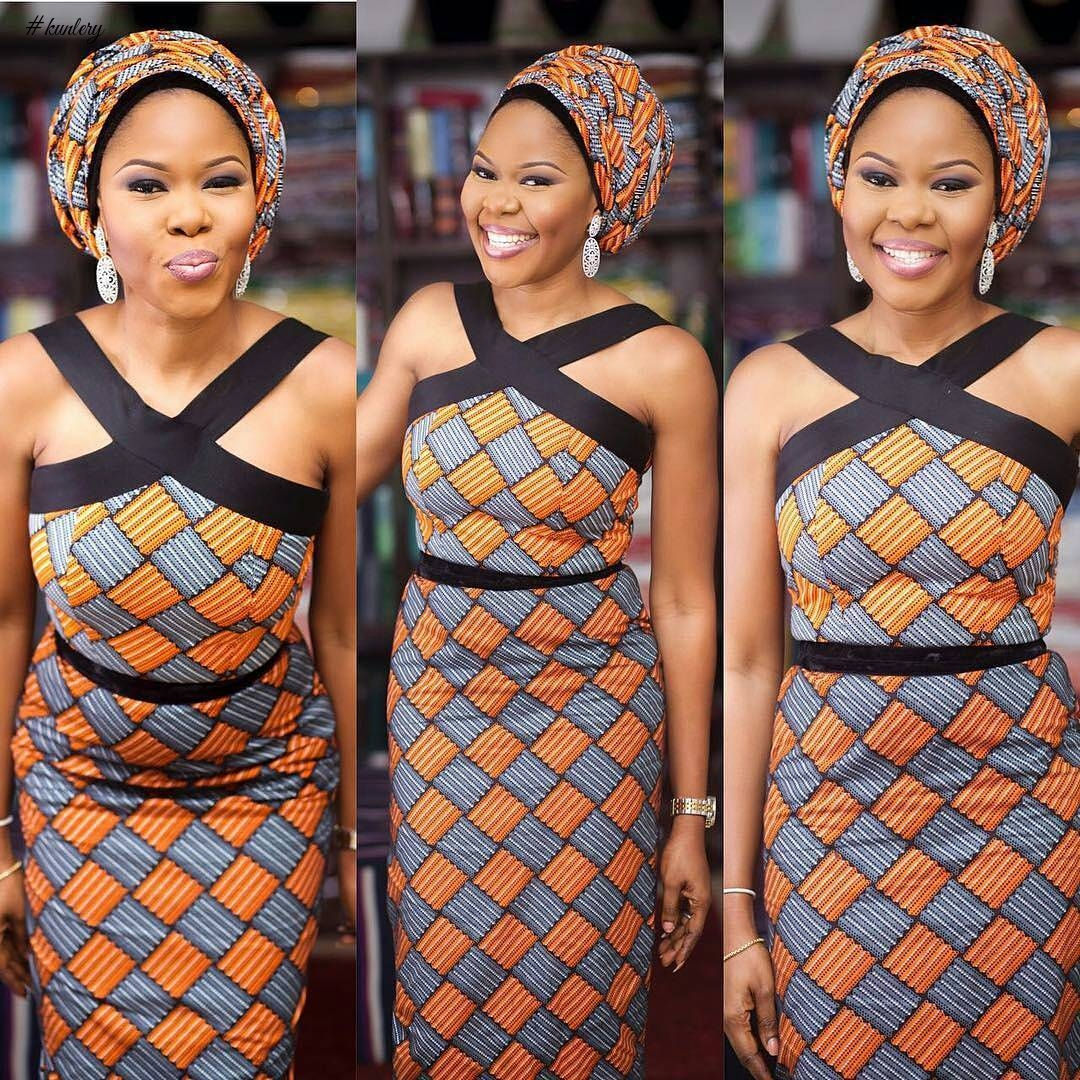 BEAUTIFUL AND LATEST ANKARA STYLES LIKE NO OTHER