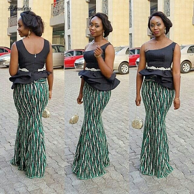WEDDING GUEST FIGURE HUGGING ASO EBI STYLES TO STEAL