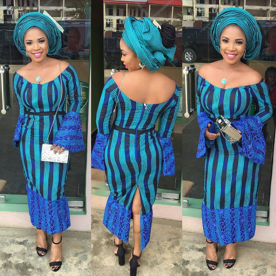 LATEST COLLECTION OF ASO EBI FASHION STYLE