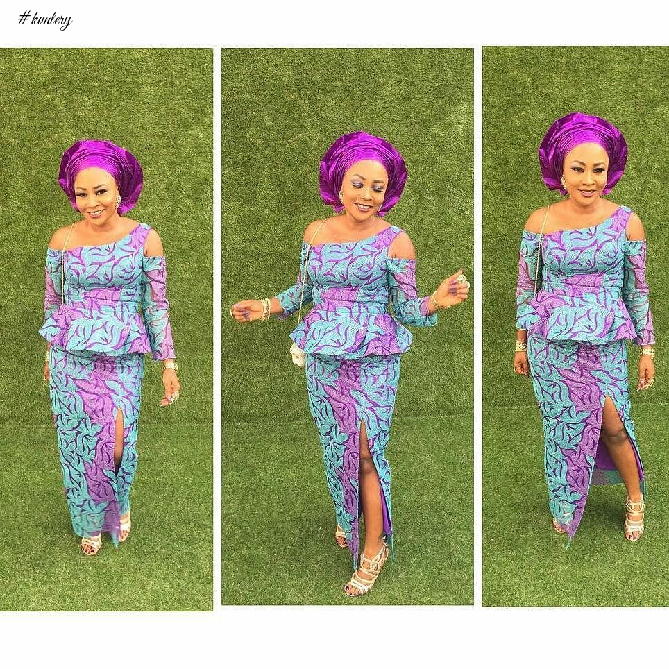 TRENDING THURSDAY ASO EBI STYLES