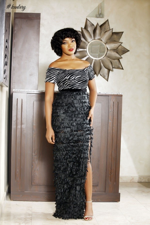 "DAPO DESINA ATELIER RELEASES FESTIVE COLLECTION TITLED ""SIREN"""
