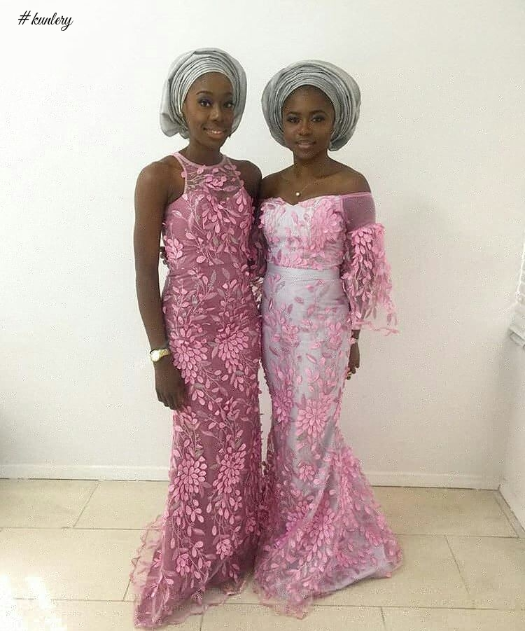 MESMERIZING ASO EBI STYLES FROM THIS PAST WEEKEND
