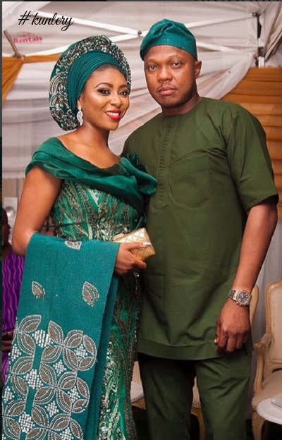 FIRST PHOTO'S STEPHANIE COKER'S ENGAGEMENT CEREMONY