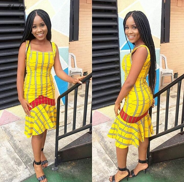 SOPHISTICATED AND CLASSY ANKARA STYLES BEAUTIFUL FOR SLAYING.