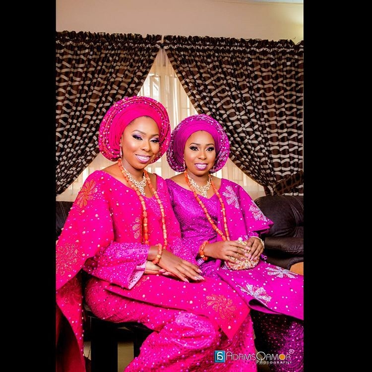 THE DOUBLE HIP HOP WEDDING OF TWIN SISTERS TEMIJUOPE AND TEMIJUAYO