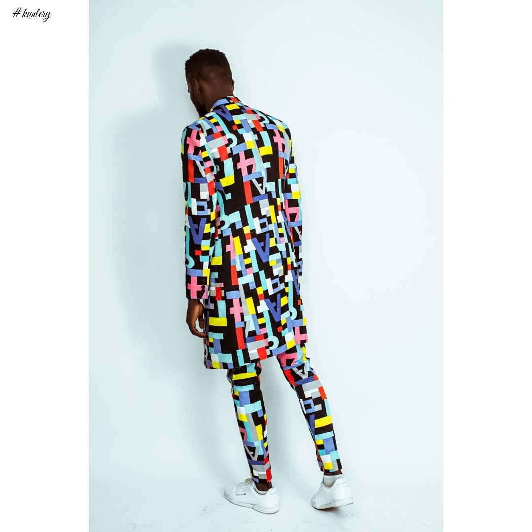 Sanguine Path releases colourful lookbook