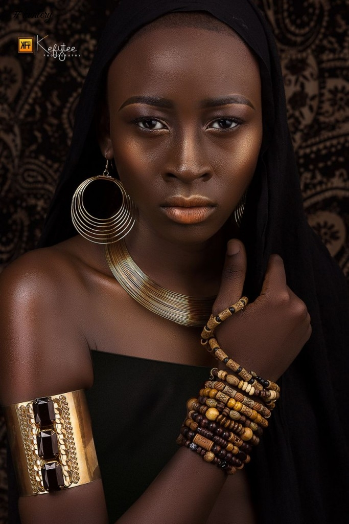 A Fierce Warrior! Editorial Inspired by Queen Amina of Zaria | Photography by Kefytee