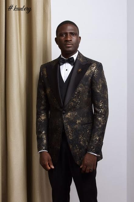 Taryor Gabriels Bespoke Debuts Holiday Collection with 'A Man called Style' Look Book