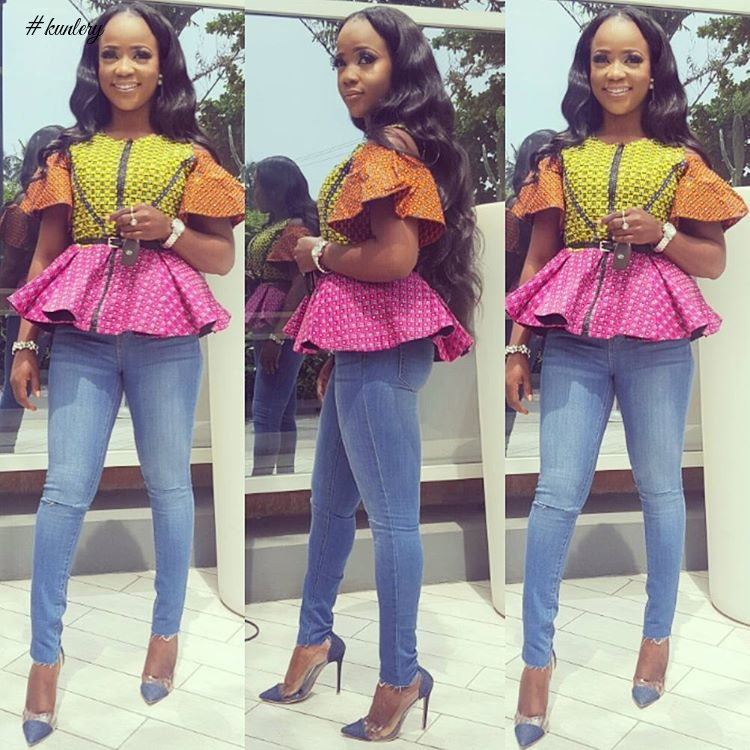 ANKARA STYLES LOOK BOOK