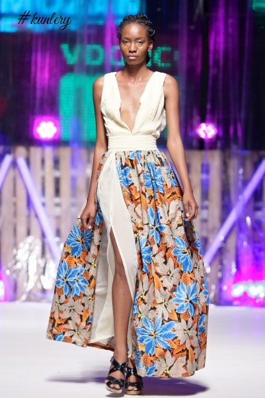Bahia Luz @ Mozambique Fashion Week 2016