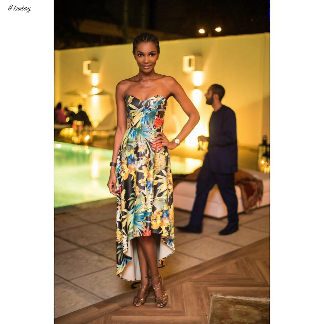 AGBANI DAREGO FASHION STYLES COLLECTIONS