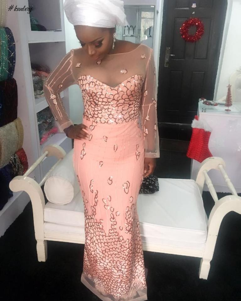 ASO EBI STYLE CHOICES FOR THE WEEKEND OWAMBE PARTIES