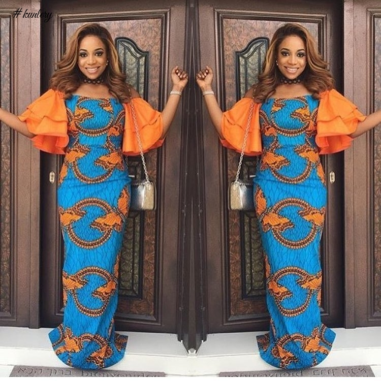 THESE ANKARA STYLES ARE ALL YOU NEED AND MORE