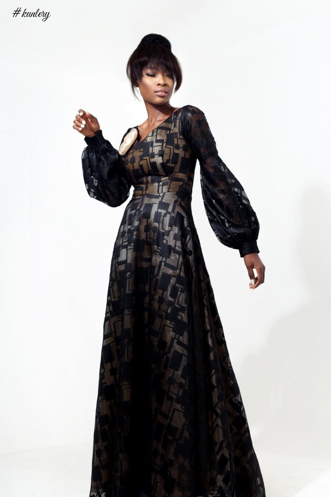 Introducing Northern Belle by Salmah Ahmadu! View the Debut Collection Titled 'Nuanced'