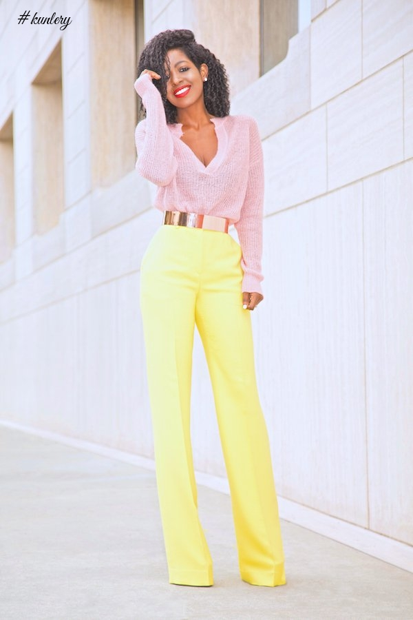 BODY FLATTERING CORPORATE OUTFIT IDEAS