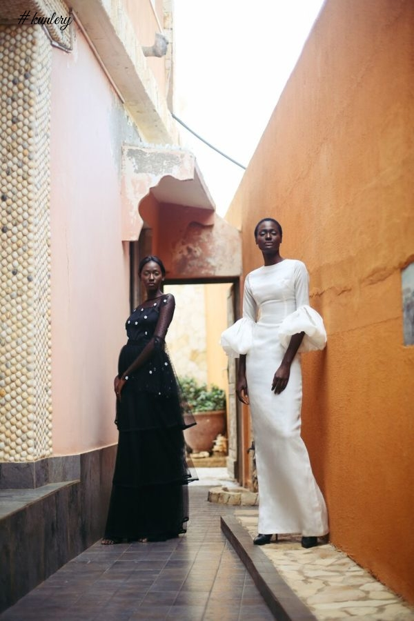 SENEGALESE FASHION BRAND SOPHIE ZINGA RELEASES IT'S HIBISCUS LOOKBOOK AND IT'S AMAZING.