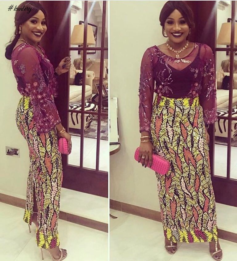 CHECK OUT THESE CLASSY ANKARA STYLES PERFECT FOR A BEAUTIFUL WEEKEND