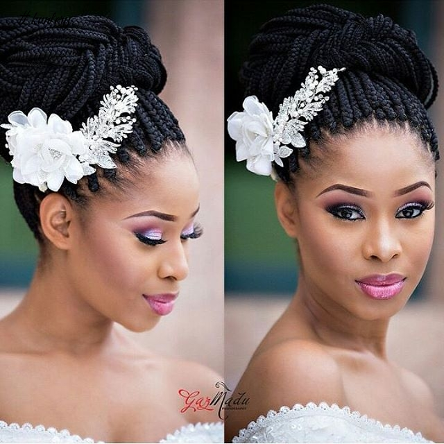 BRIDAL HAIR INSPIRATION: BRAIDS FOR BRIDES