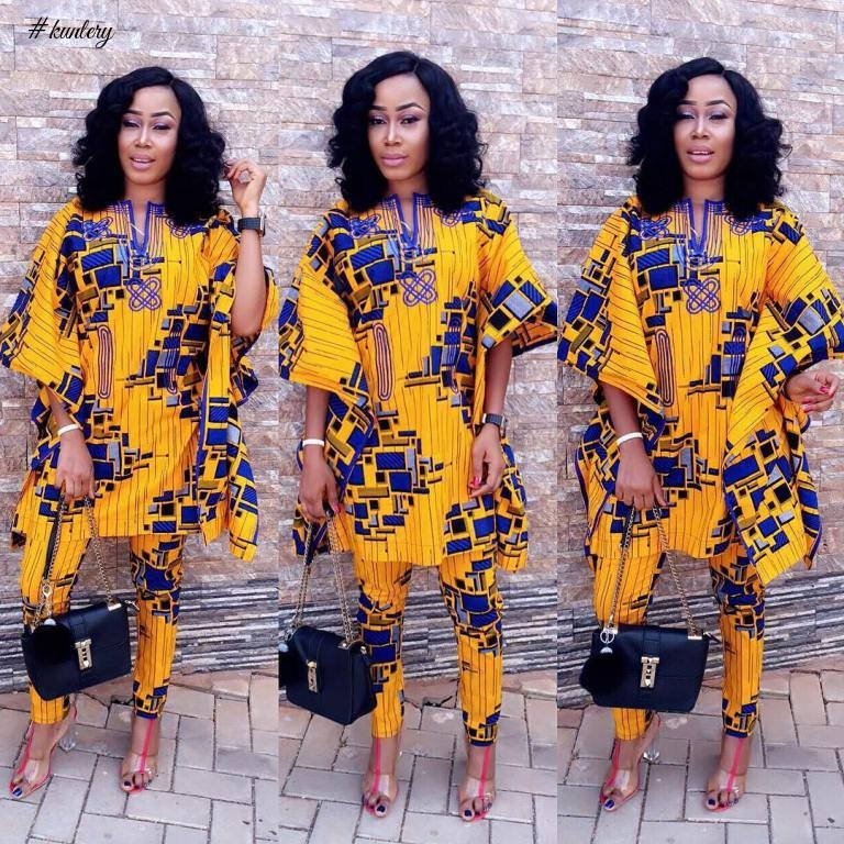 THIS SEASON OF LOVE REQUIRES THE BEST OF THE LATEST ANKARA STYLES