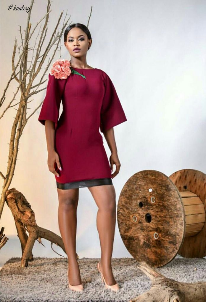 Nigerian Designer Lukky Diva Presents The 'Something Fancy' Collection