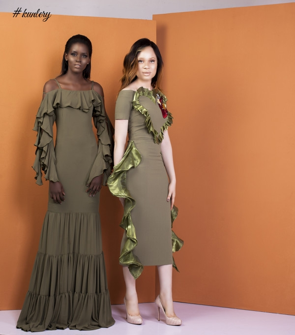 "Warm Colours, Prints, Ruffles & More! The Muse Factory Unveils ""The Freedom Collection"""