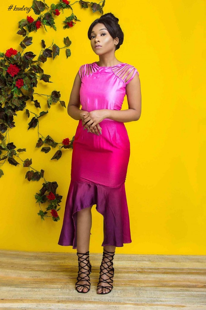 Colurful! Emerging Nigerian Fashion Designer Scillas Releases 'VIM' Collection! View the Lookbook