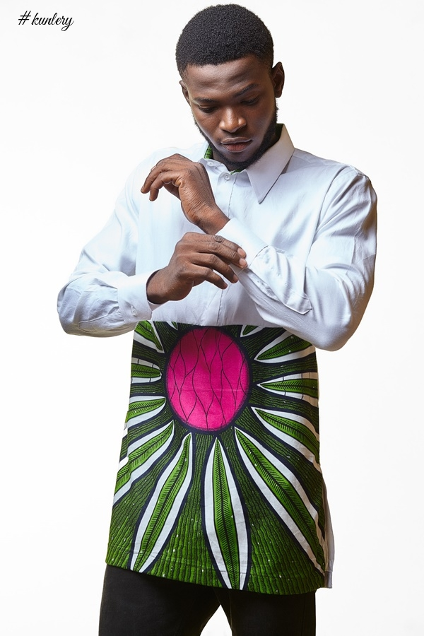 Onwuchekwa Releases A Limited Edition Collection Dedicated To The King