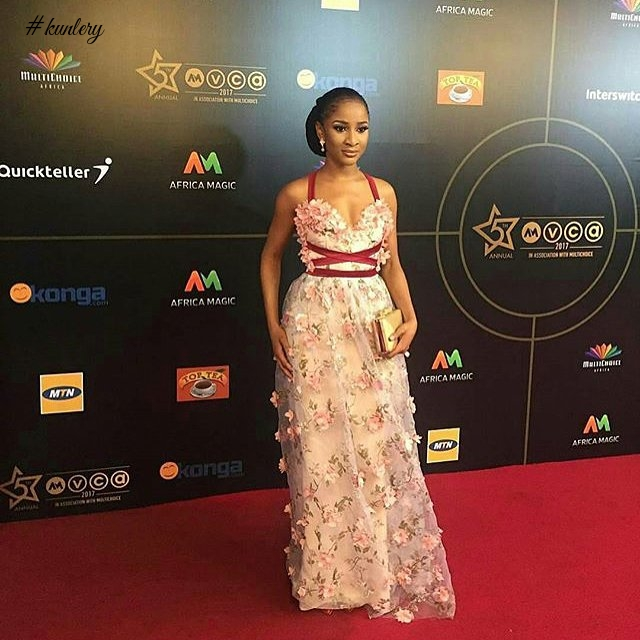 SEE PHOTO'S FROM AMVCA 2017 CEREMONY