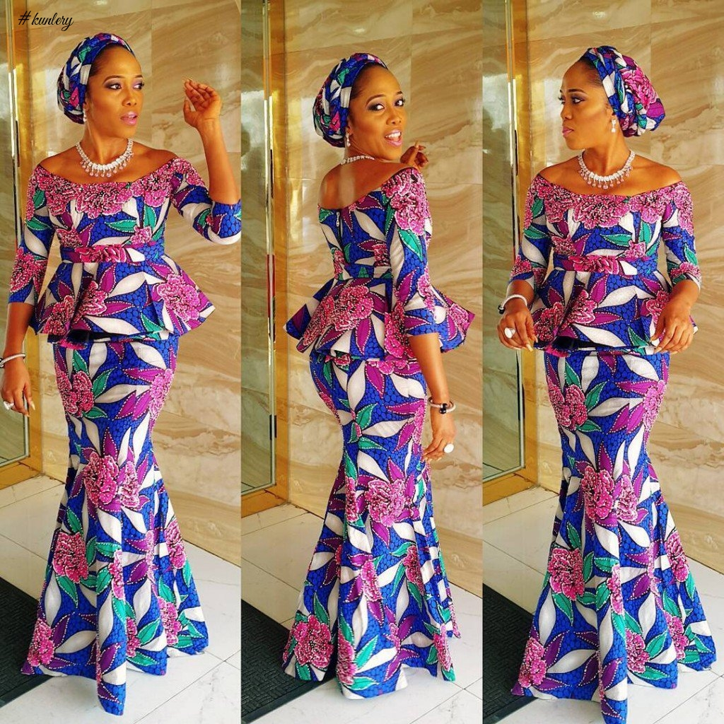 MUST SEE ASO EBI STYLES FROM THIS PAST WEEKEND