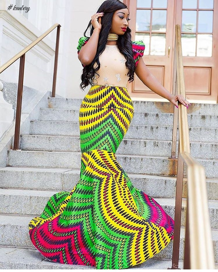 ANKARA STYLES THAT WOULD UPGRADE YOU
