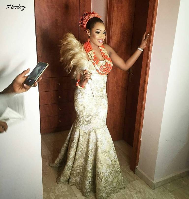 FABULOUS ARE THESE IGBO BRIDAL OUTFIT WE ARE GOING TO SHOW YOU