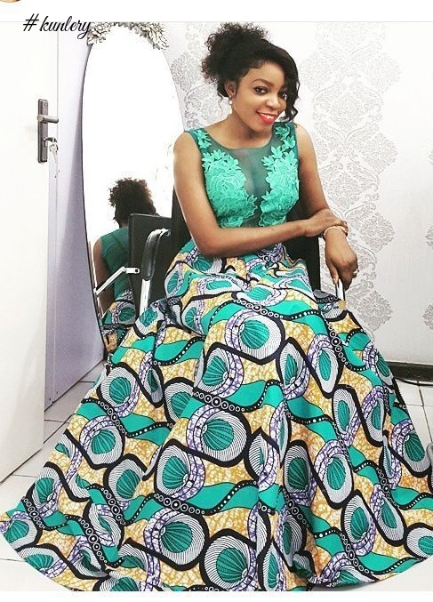 IF YOU LOVE LONG ANKARA DRESSES, GET IN HERE FAST!