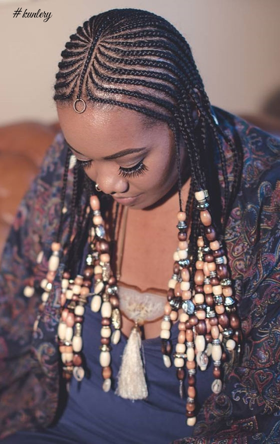 These Amazing Cornrow Styles Are All The Hair Inspiration You Need This Summer