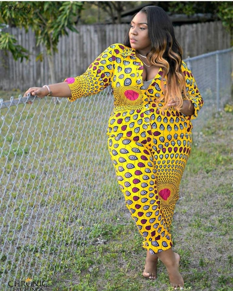 LATEST AND SEXY ANKARA STYLES BEING SLAYED BY THE FASHIONISTAS THESE DAYS