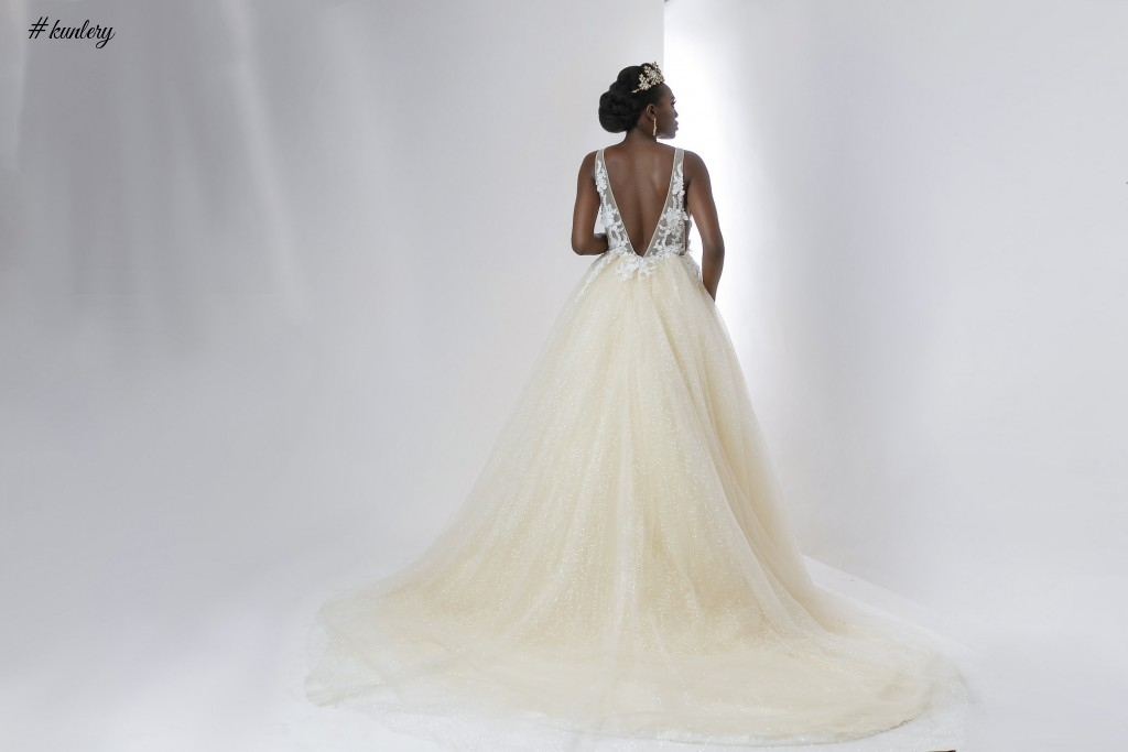 "#FollowMaiHeart! Weddings By Mai Atafo Releases Bridal Couture 2018 ""The Heart Collection"""