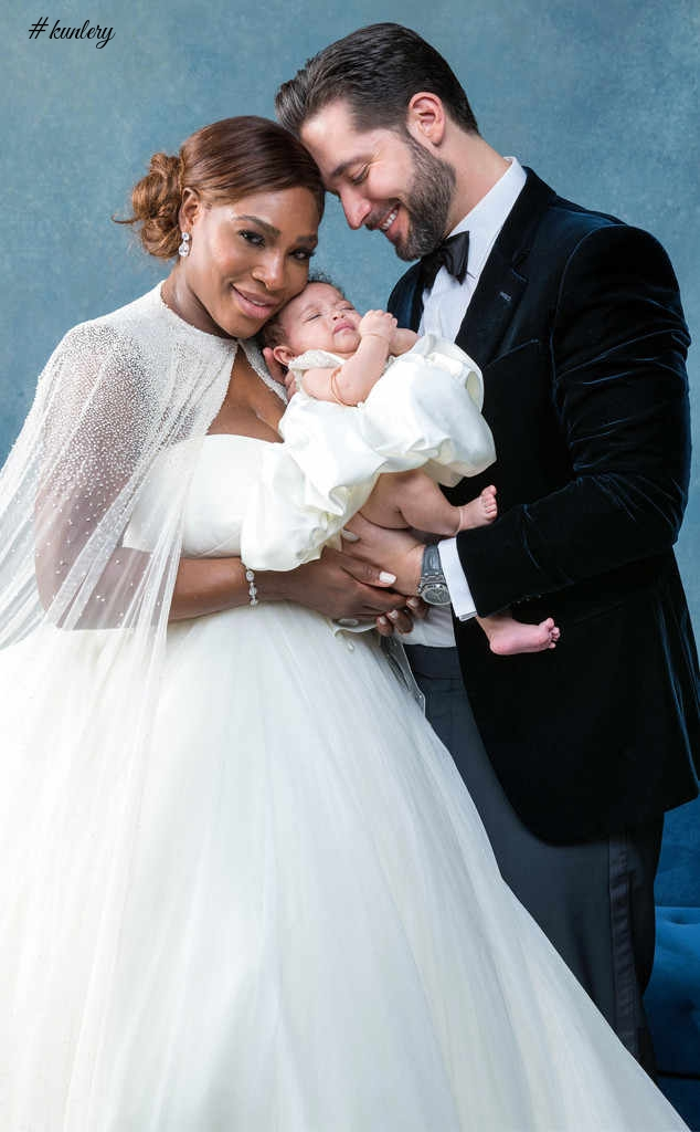 See All The Images From Serena Williams Wedding Here With Beyonce, Kelly Roland & Others In Attendance