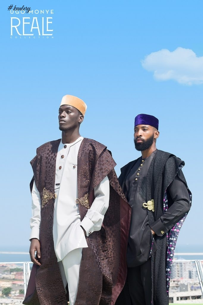 Ugo Monye The Designer:10 Legendary Agbada Styles Of His You Should See