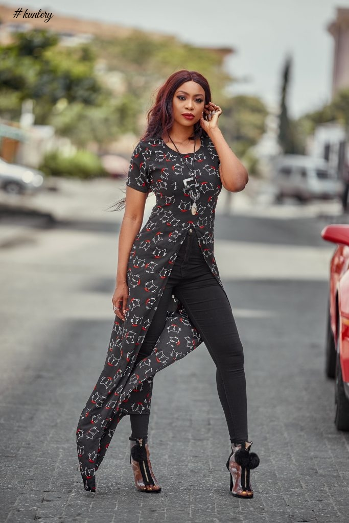 "BOLANLE OLUKANNI LAUNCHES FASHION BASED LINE ""FRIDAYS ARE FOR MAXIS"""