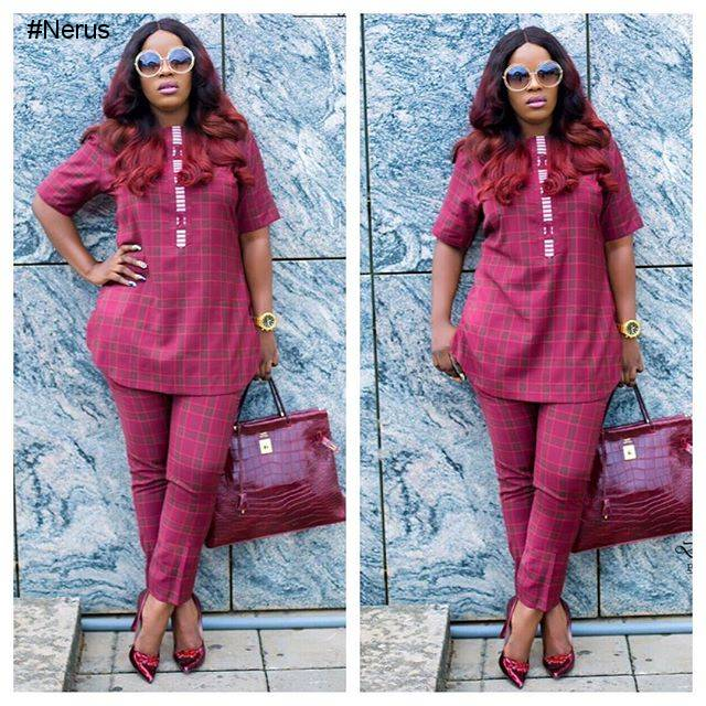 Empress Njamah's New Look