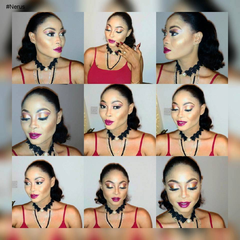 Violet Igbinedion  Make-up Expert