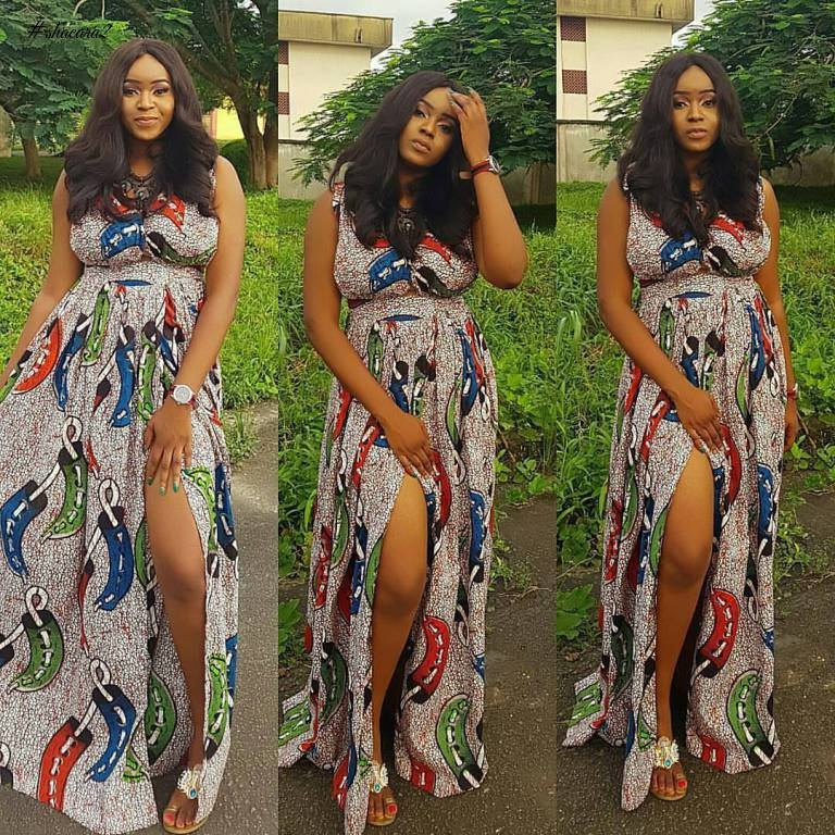 LATEST ANKARA FASHION STYLES YOU DON'T WANT TO MISS