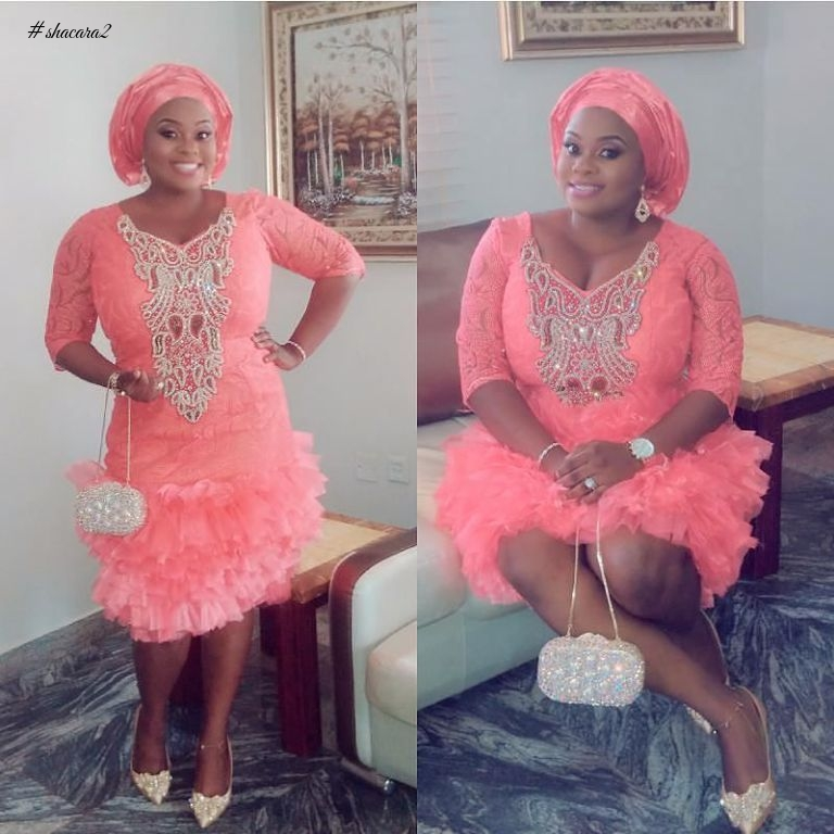 LATEST ASO EBI STYLES TO AID IN YOU STYLE SELECTION FOR EID CELEBRATION